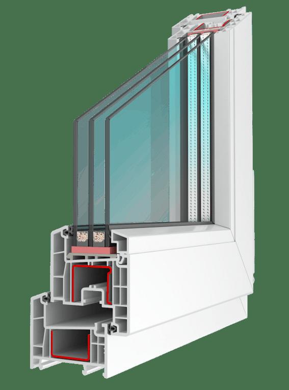 Производство окон и дверей из ПВХ и алюминия